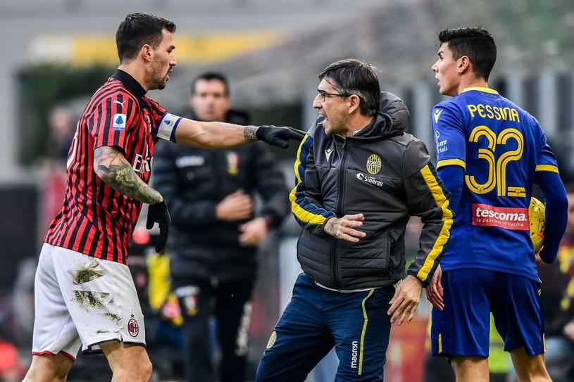 Ivan Jurić (w środku) /AFP