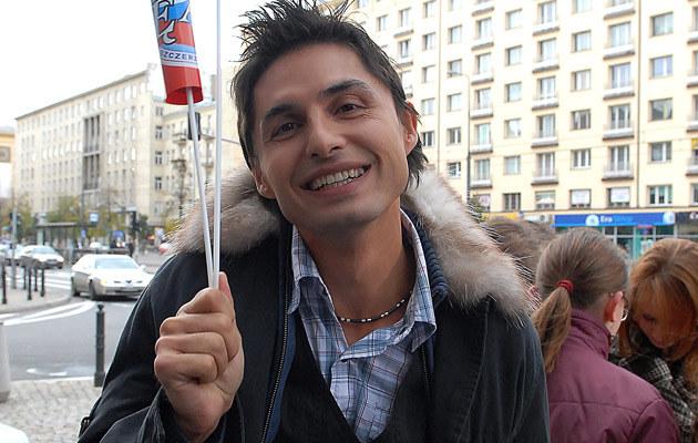 Ivan Komarenko, fot. Andrzej Szilagyi  /MWMedia