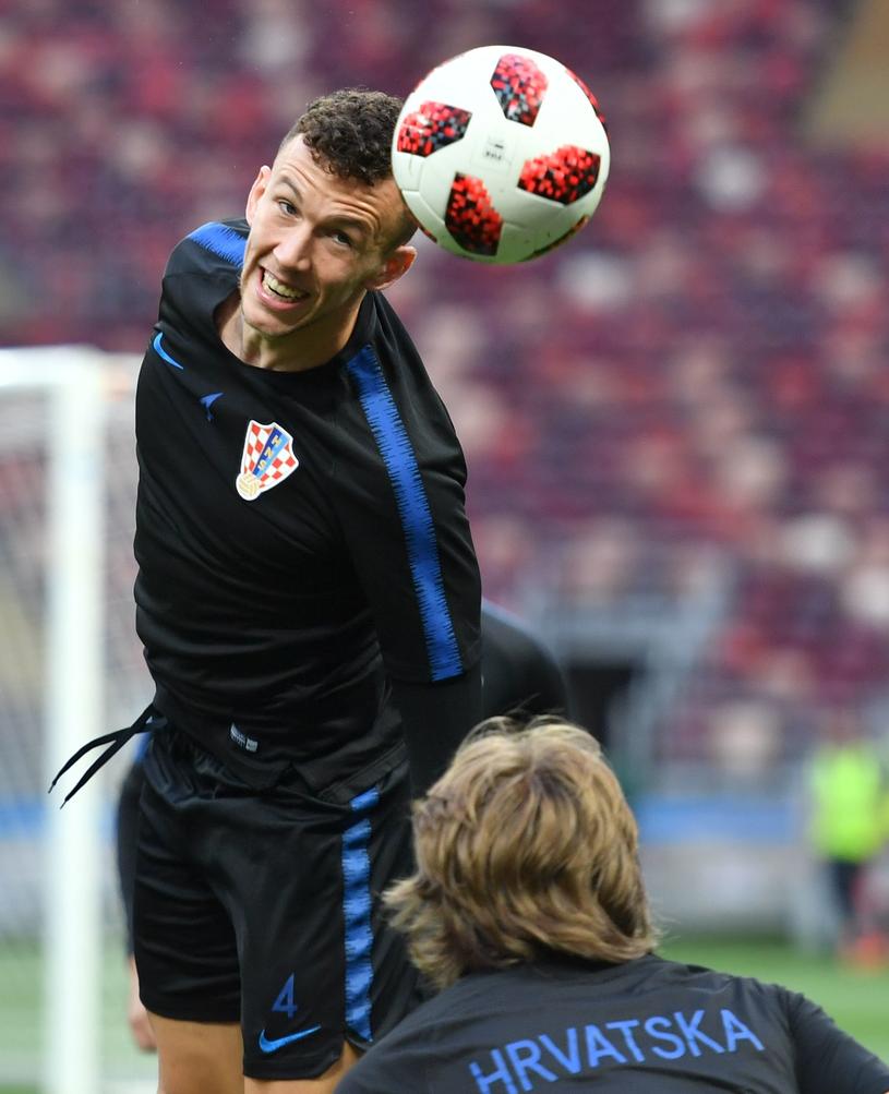 Ivan Perisić, czyli zawodnik Interu Mediolan znowu w finale mistrzostw świata /AFP