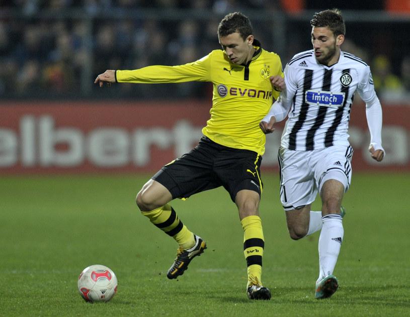 Ivan Perisić opuszcza Borussię Dortmund /AFP