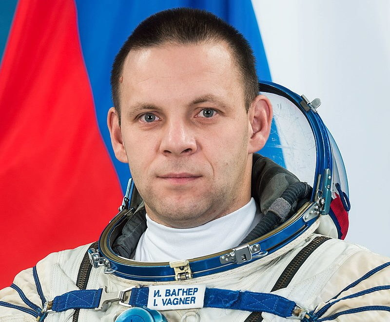Ivan Vagner - oficjalne zdjęcie rosyjskiego kosmonauty /materiały prasowe