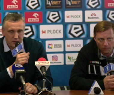 Ivanauskas: Nie musieliśmy przegrać tego meczu. Wideo