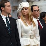 Ivanka Trump na oficjalnej wizycie na królewskim dworze. Już wytknęli jej wpadkę