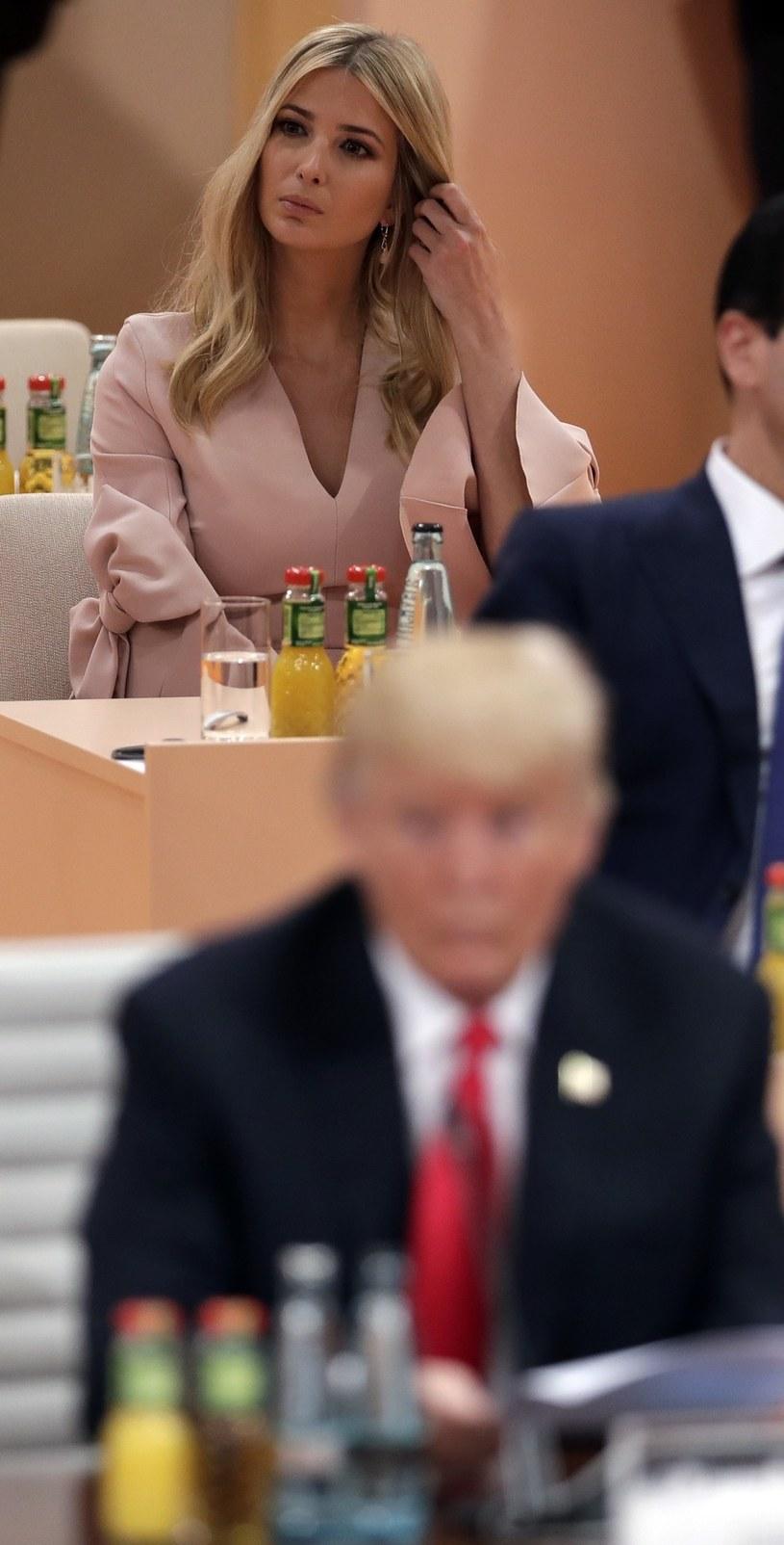 Ivanka Trump na szczycie G20 /Associated Press /East News