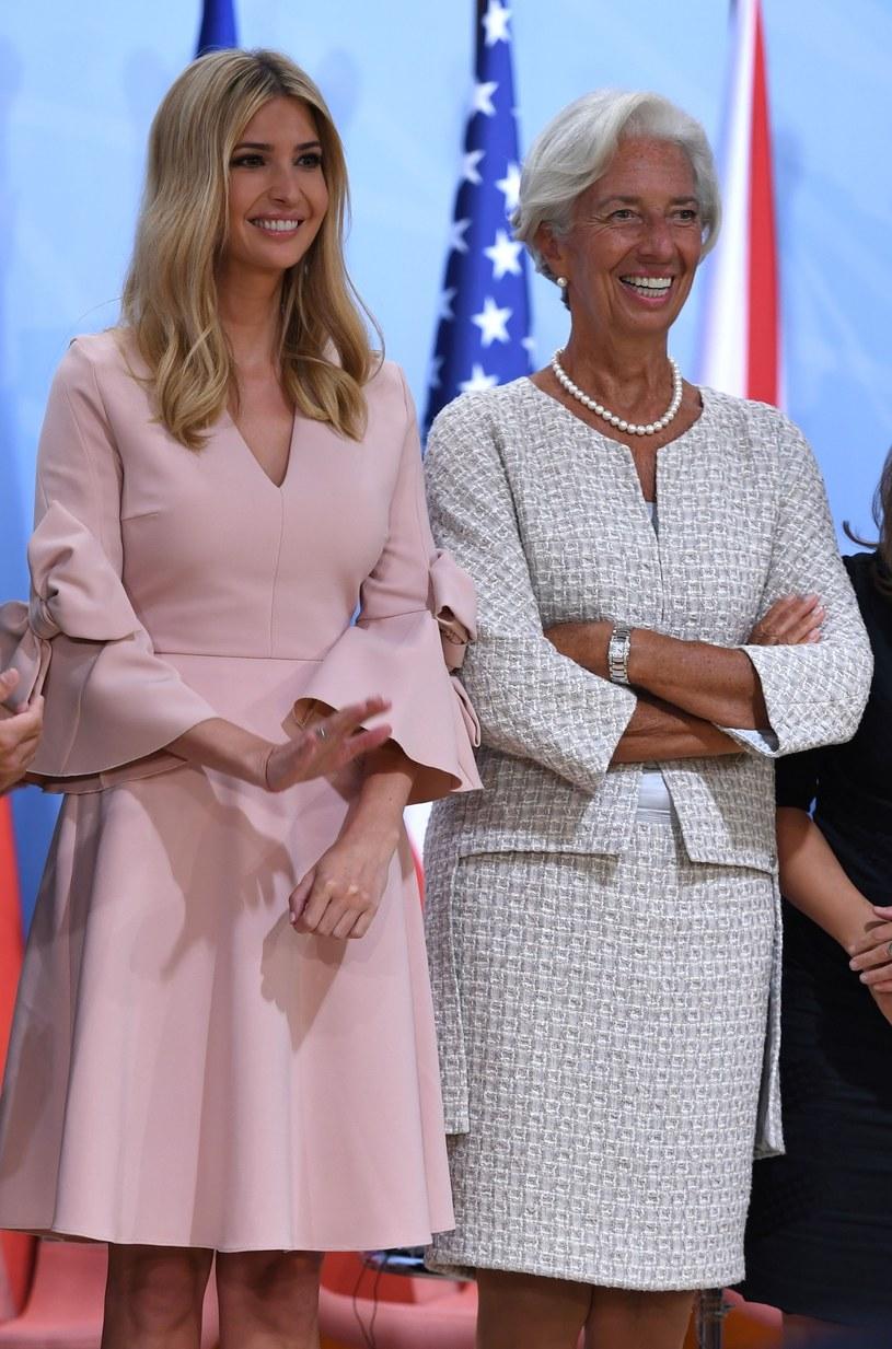 Ivanka Trump na szczycie G20 /PATRIK STOLLARZ /East News