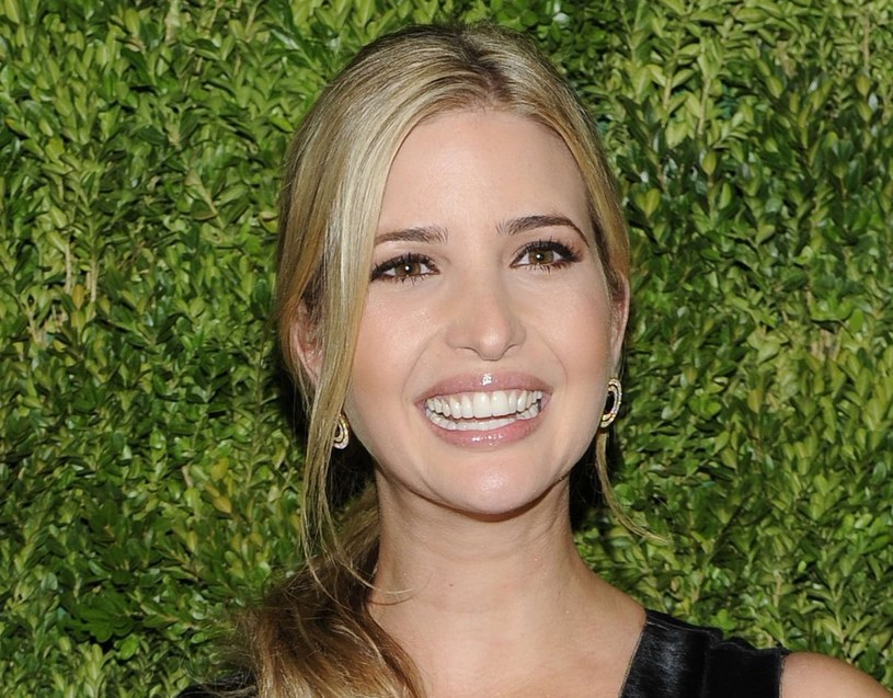 Ivanka Trump w 2011 roku /BEHAR ANTHONY/SIPA /East News