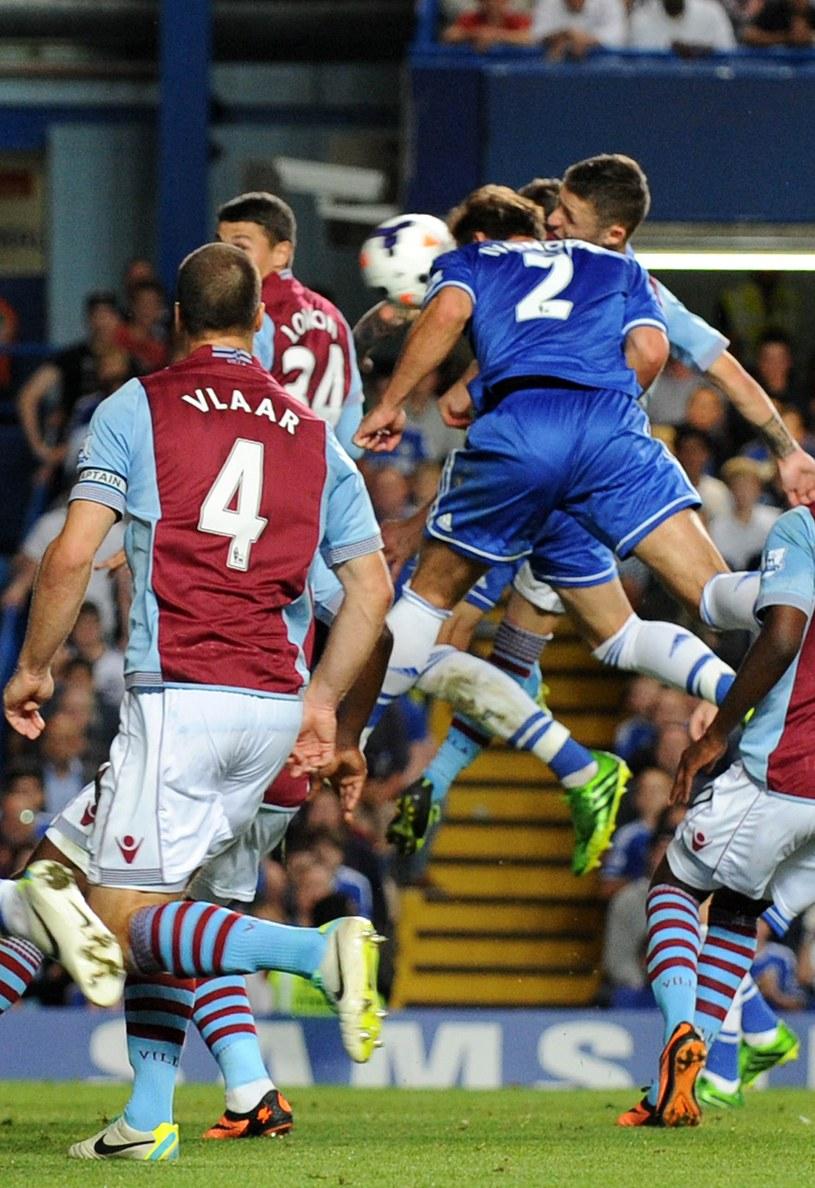 Ivanović zdobył zwycięskiego gola dla Chelsea /AFP