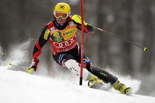 Ivica Kostelic wygrał superkombinację w Soczi /AFP