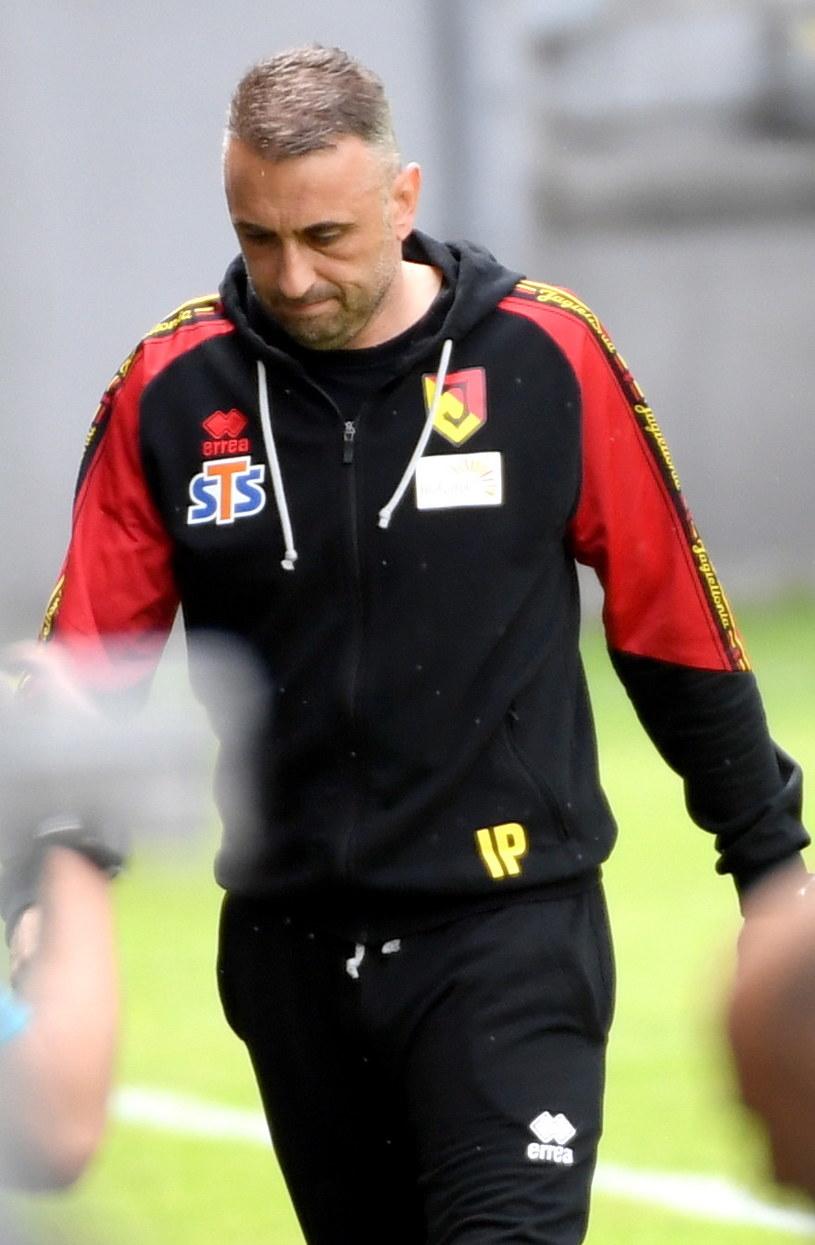 Iwajło Petew / Jacek Bednarczyk    /PAP