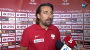 Iwan: Mam nadzieję, że do Polski wrócimy dopiero w lipcu
