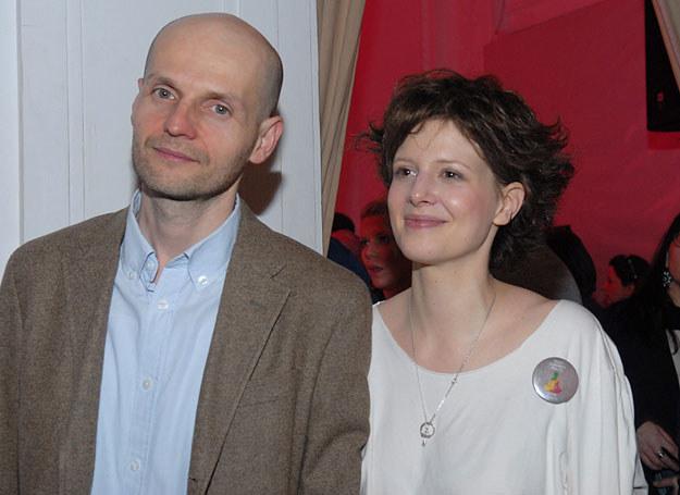 Iwan Wyrypajew i Karolina Gruszka /Marek Ulatowski /MWMedia