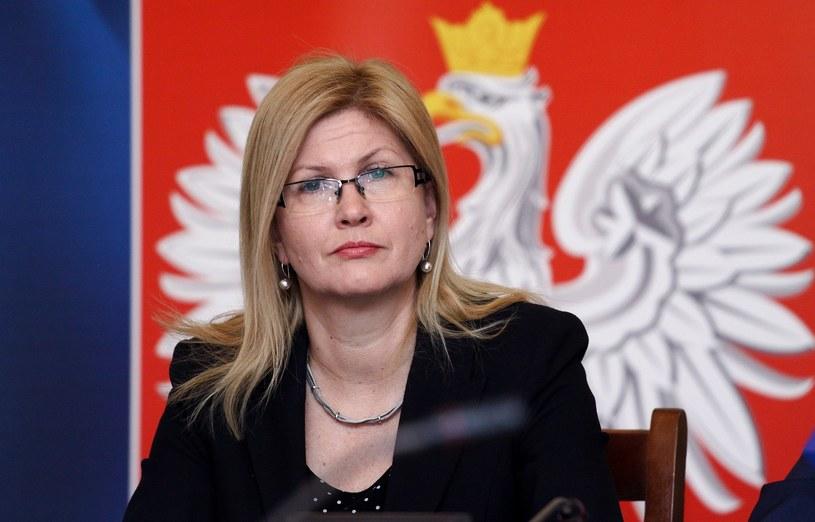 Iwona Arent /Artur Szczepański /Reporter