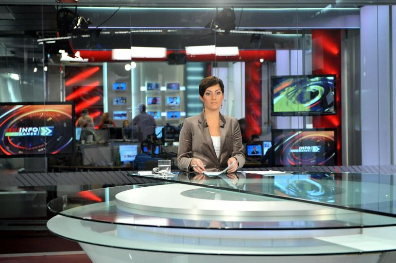 Iwona Kutyna w TVP /Ireneusz Sobieszczuk/TVP /East News