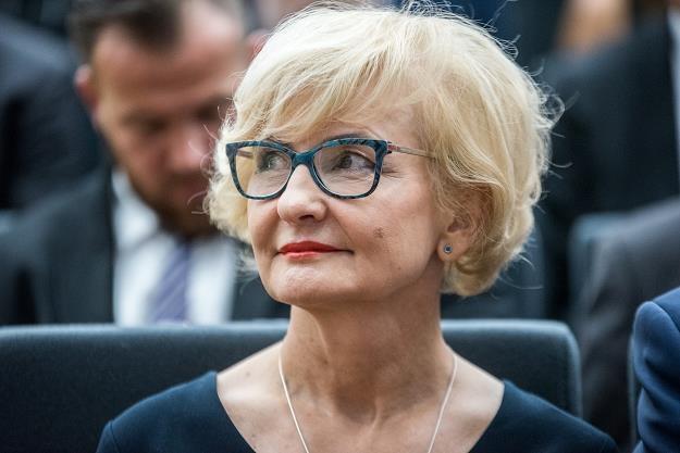 Iwona Michałek, PiS.  Fot. Łukasz Piecyk /Reporter
