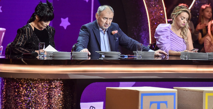 Iwona Pavlović, Andrzej Grabowski, Ola Jordan /AKPA