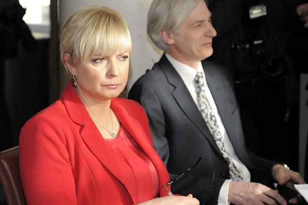 Iwona Schymalla została odwołana ze stanowiska szefowej TVP1 /AKPA