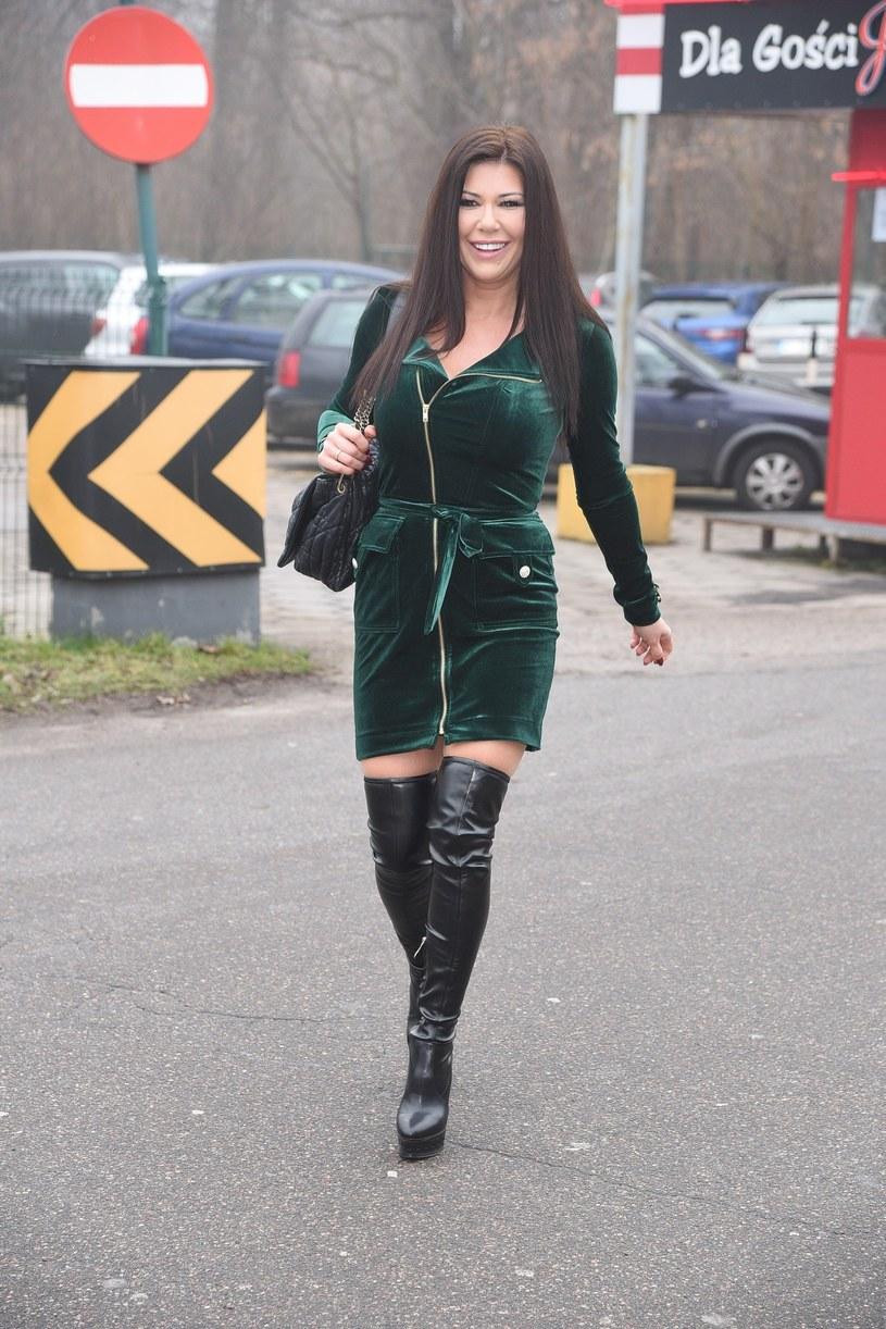 Iwona Węgrowska /Tricolors /East News