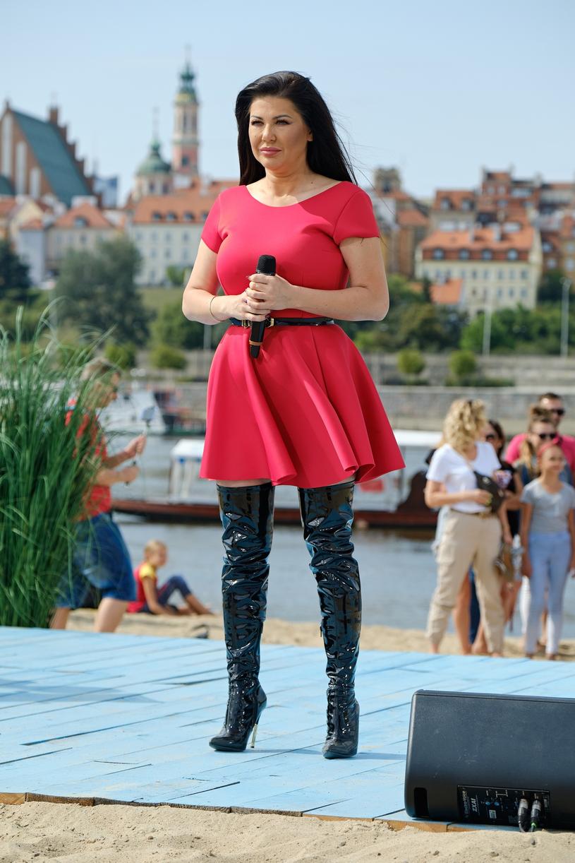 Iwona Węgrowska /Bartosz Krupa /East News