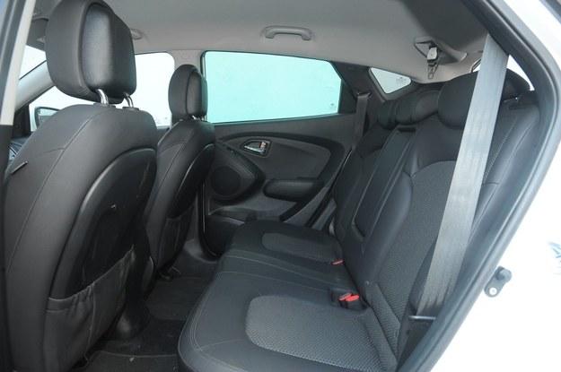 ix35 fotele /Motor