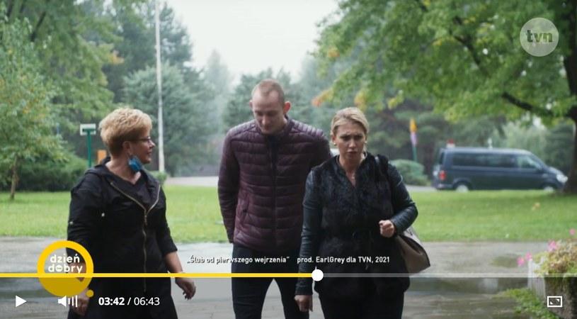 """Iza i Kamil, bohaterowie """"Ślubu od pierwszego wejrzenia"""" /player.pl /TVN"""