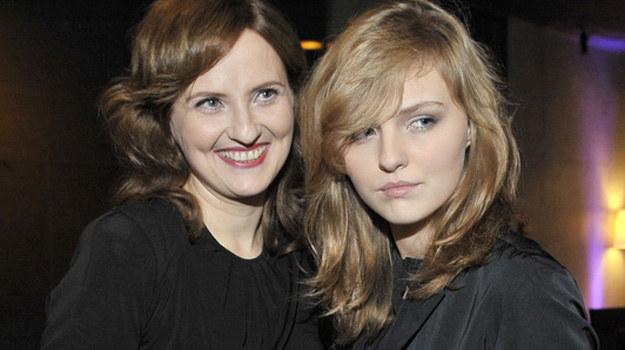 Iza Kuna z córką Nadią /Kurnikowski /AKPA
