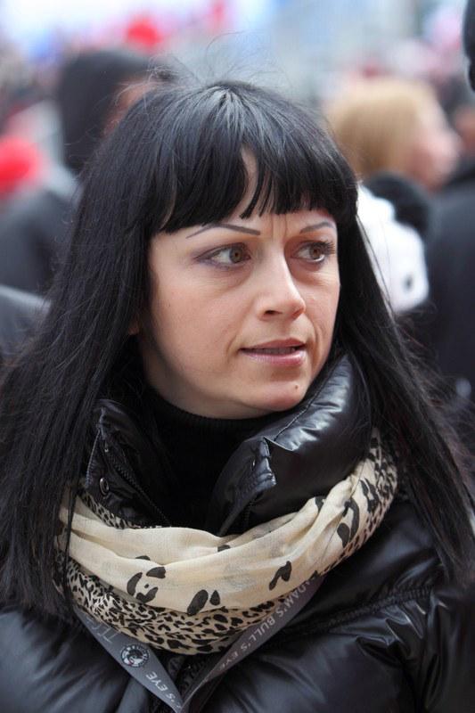 Iza Małysz, fot.Jan Kucharzyk  /East News