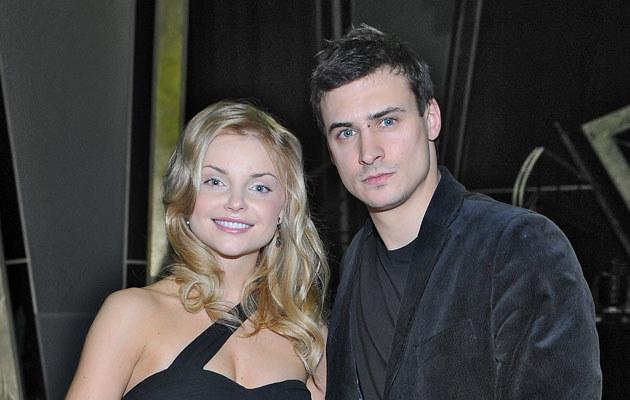 Iza Miko i Mateusz Damięcki. Fot. Andras Szilagyi  /MWMedia
