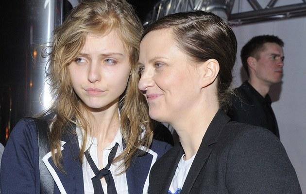 Iza z córką /- /MWMedia