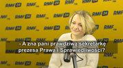 Izabela Dąbrowska: Nie wiedziałam o istnieniu pani Basi