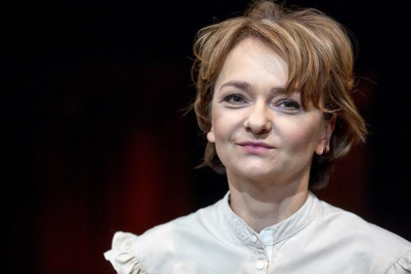 Izabela Dabrowska /fot. Andrzej Iwanczuk /Reporter