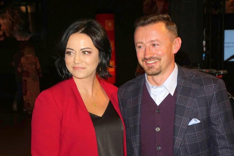 Izabela i Adam Małyszowie są małżeństwem od 1997 roku /Tricolors /East News