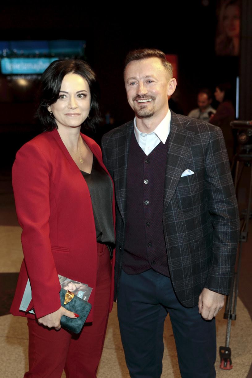 Izabela i Adam Małyszowie /Adam Jankowski/REPORTER /East News