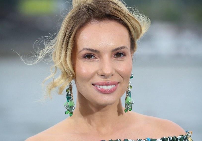 Izabela Janachowska na zdjęciu w 2019 roku /Kamil Piklikiewicz /East News