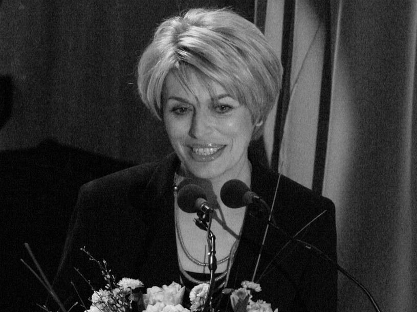 Izabela Jaruga-Nowacka, niestrudzona obrończyni praw kobiet &nbps; /Arkadiusz Cygan /MWMedia