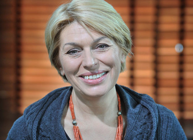 Izabela Jaruga-Nowacka zginęła w katastrofie rządowego samolotu /Piotr Bławicki /East News