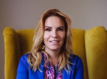Izabela Kielczyk, psycholog biznesu /materiały prasowe