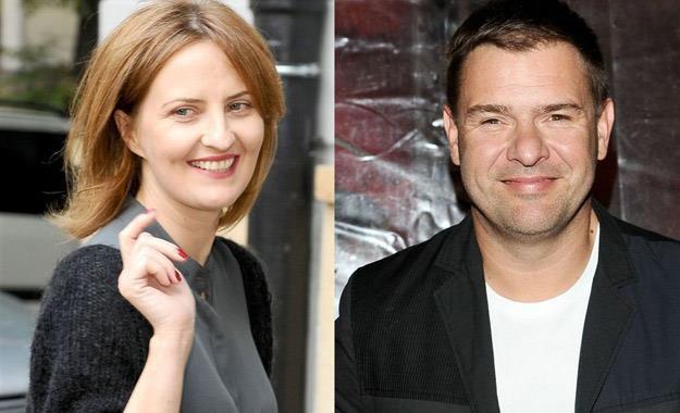Izabela Kuna i Tomasz Karolak /Agencja W. Impact
