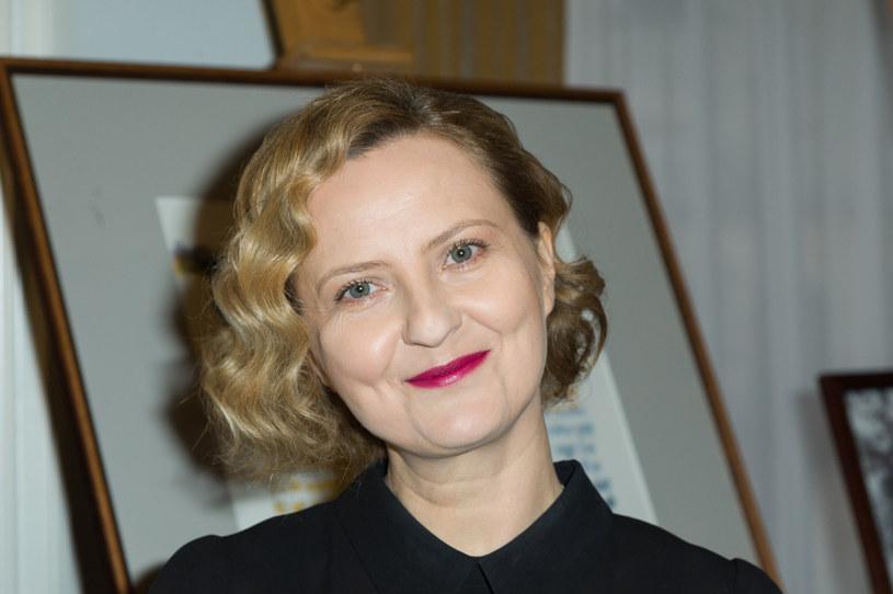 Izabela Kuna jest aktorką wszechstronną /Artur Zawadzki/REPORTER /Reporter