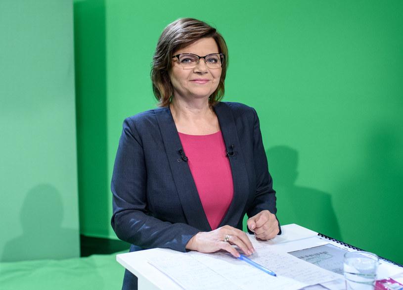 Izabela Leszczyna: Budżet państwa jest tak zrównoważony, jak Marian Banaś jest kryształowym człowiekiem /Rafał Oleksiewicz /Reporter