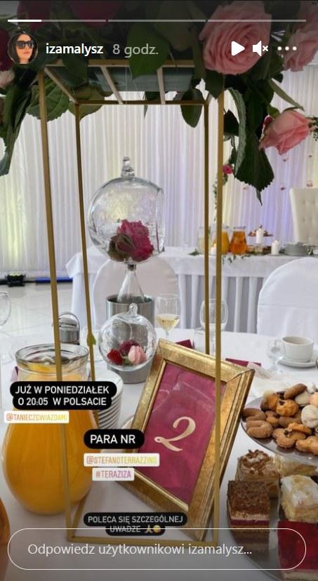 Izabela Małysz opublikowała fotki z wesela córki   /https://www.instagram.com/izamalysz/ /Instagram