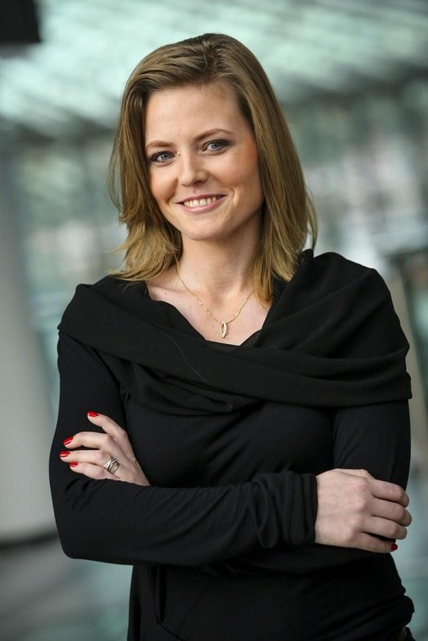 Izabela Marcinkiewicz /Agencja FORUM