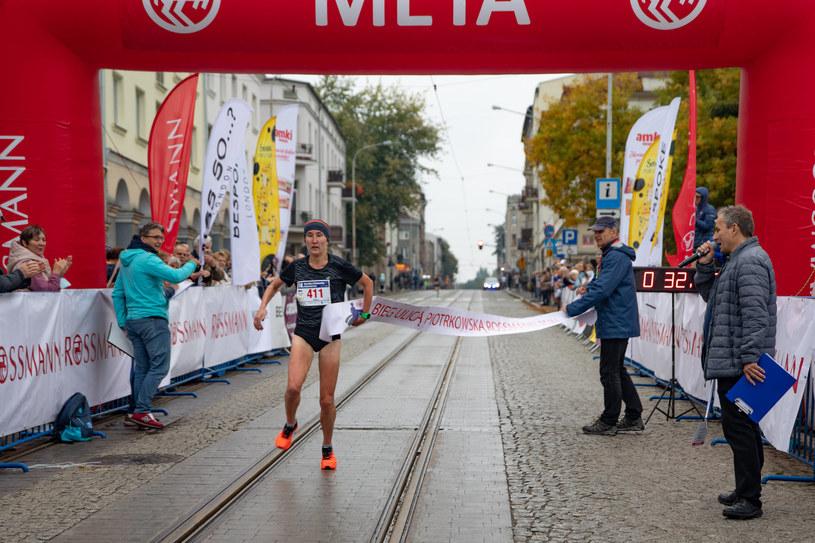 Izabela Paszkiewicz wygrała Bieg Ulicą Piotrkowską /materiały prasowe