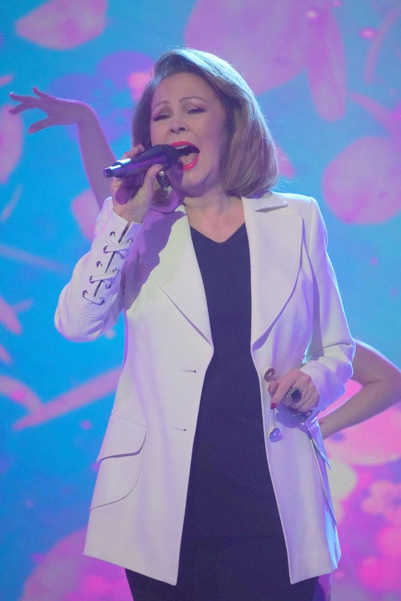 """Izabela Trojanowska będzie jedną z wykonawczyń nowej piosenki z czołówki """"Klanu"""" /TRICOLORS/EAST NEWS /East News"""