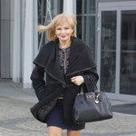 Izabela Trojanowska i jej zgrabne nogi! Wygląda na 60 lat?