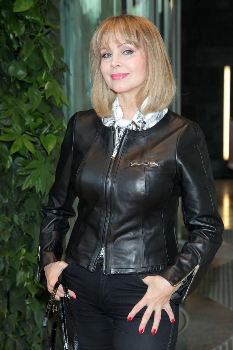 Izabela Trojanowska w 2011 roku /Pawel Wrzecion /MWMedia