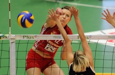 Izabela Żebrowska/fot. Krystyna Pączkowska /Agencja Przegląd Sportowy