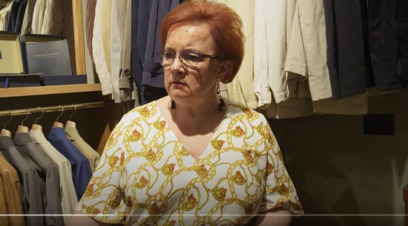 Izabela Zeiske w TTV /TTV /materiał zewnętrzny