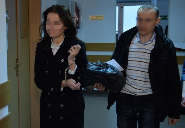 Izabella C. skarżyła się, że decyzja sądu koliduje z jej planami na święta /Radek Pietruszka /PAP