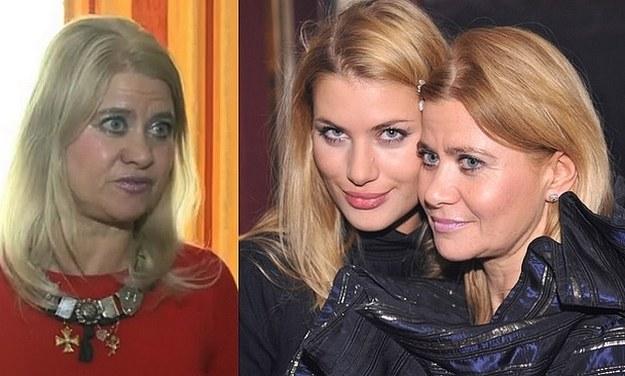 Izabella Kisio-Skorupa z córką /Agencja FORUM
