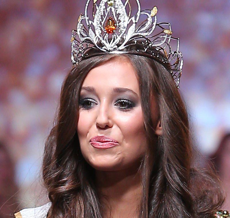Izabella Krzan została Miss Polonia 2016 /Paweł Wrzecion /MWMedia